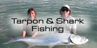Tarpon and Shark Fishing